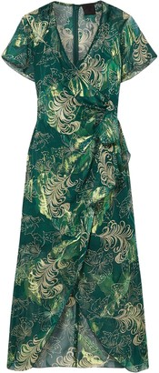 Anna Sui 3/4 length dresses
