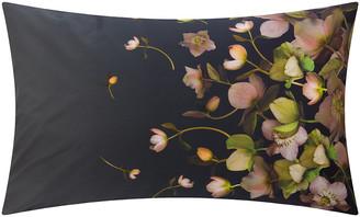 Ted Baker Arboretum Pillowcase - Charcoal - Set of 2