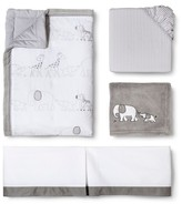 Circo 4pc Crib Bedding Set - Two by Two