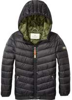 Scotch & Soda Basic Puffer Jacket