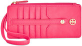 Giani Bernini Saffiano Card Case Wristlet, Only at Macy's