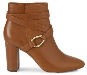 Lauren Ralph Lauren Addington Leather Booties