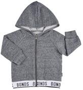 Bonds Kids Logo Signature Zip Hoodie