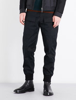 Moncler Regular-fit cotton-twill cargo trousers