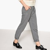 Suncoo Loose Fit Trousers, Wide Leg