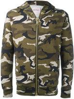 Palm Angels zipped hoodie - men - Cotton - XS