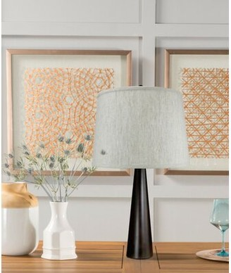 "Laura Ashley Pascal 16.55"" Table Lamp"