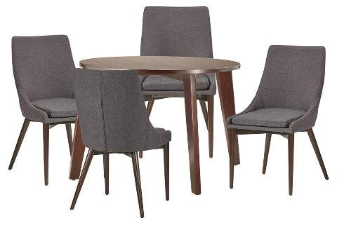 Swell Mid Century Dining Set Shopstyle Andrewgaddart Wooden Chair Designs For Living Room Andrewgaddartcom