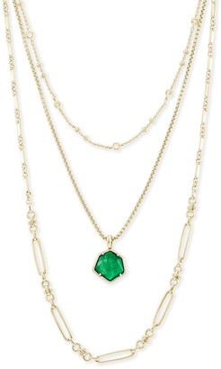 Kendra Scott Vanessa Multistrand Necklace