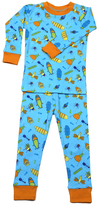 New Jammies Blue Bug Life Organic Cotton Sleepwear Set - Infant & Toddler