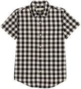 Tucker + Tate Print Poplin Woven Shirt (Little Boys & Big Boys)
