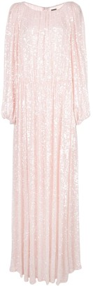 Adam Lippes Sequin Maxi Dress