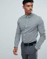 Asos Smart Stretch Slim Check Shirt