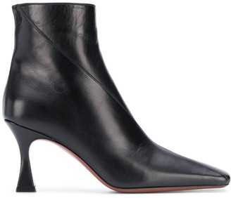 MANU Atelier Square Toe Boots