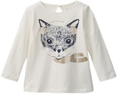 Joe Fresh Glitter Tee (Baby Girls)