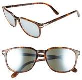 Persol Men's 55Mm Sunglasses - Tortoise