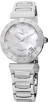 Charriol Women's AMAS920A002 Alexandre C Analog Display Swiss Quartz Silver Watch