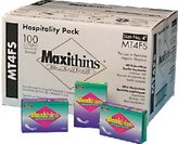 NUTREND DISPOSABLES Maxi Thin Sanitary Napkins, 100/Carton, Sold as 1 Carton