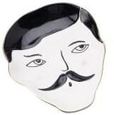 Thumbnail for your product : Lark London - Mens Face Trinket Tray