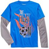 Champion Boys' Heat Is On T-Shirt
