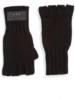 John Varvatos Men's 3Gg Fingerless Gloves