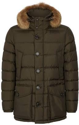 Moncler Hooded Cluny Jacket