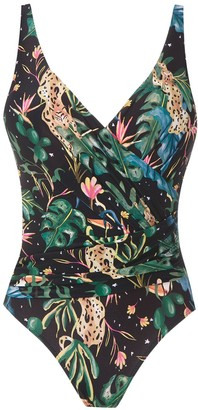 Lygia & Nanny Maisa printed one-piece