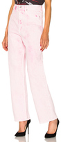 Etoile Isabel Marant Forby Colored Boyfriend Jeans in Pink.