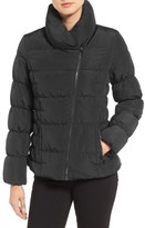 Kenneth Cole New York Women's Kenneth Cole Asymmetrical Puffer Jacket
