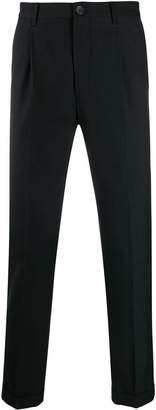 Paul Smith tailored tapered trousers