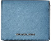 MICHAEL Michael Kors Jet Set Travel Carryall Card Case Credit card Wallet