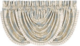 "J Queen New York Rialto 33"" x 49"" Waterfall Window Valance"
