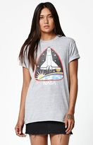 Fifth Sun NASA Above Earth Crew Neck T-Shirt