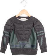 Stella McCartney Boys' Muscle Long Sleeve Sweatshirt