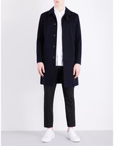 Mackintosh Slim-fit Wool Overcoat