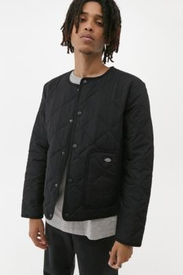 Dickies Black Killian Liner Jacket - Black S at Urban Outfitters