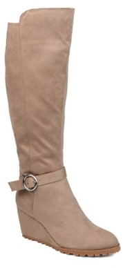 Journee Collection Veronica Wedge Boot
