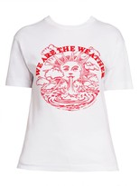 Stella McCartney We Are The Weather Cotton T-Shirt