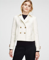 Ann Taylor Petite Cropped Trench