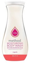 Method Products Magnolia Moisturizing Body Wash - 18oz