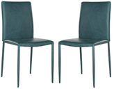 Safavieh Karna Dining Chairs (Set of 2)