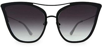For Art's Sake Tahiti 60MM Butterfly Sunglasses