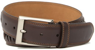Cole Haan Whitefield Leather Belt
