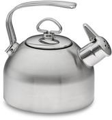 Chantal Whistling Tea Kettle, Stainless-Steel