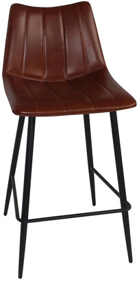 Moe's Home Collection Set Of 2 Alibi Counter Stools
