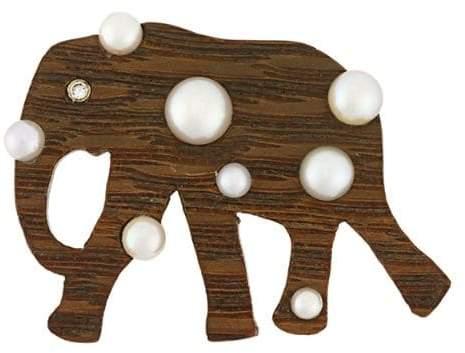 Marc Alary elephant pendant