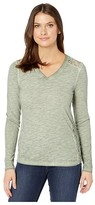Ariat Barbara Top (Pacific Pines) Women's Clothing