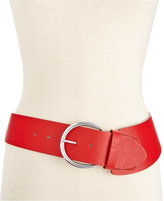 Style&Co. Style & Co. Casual Asymmetrical Stretch Belt, Only at Macy's
