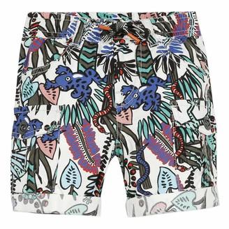 Catimini Baby Boys' Cq25002 Bermuda Swim Shorts