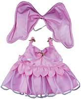 Teddy Mountain Pink Butterfly Teddy Set